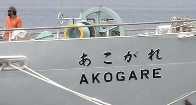 あこがれ/長崎帆船まつり