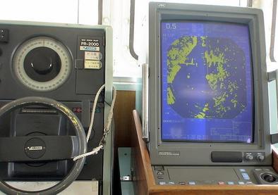 あこがれ操舵室/長崎帆船まつり